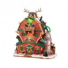 Santa'S Reindeer Training Academy