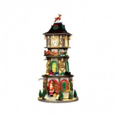Christmas Clock Tower
