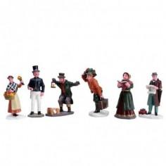 Townsfolk Figurines