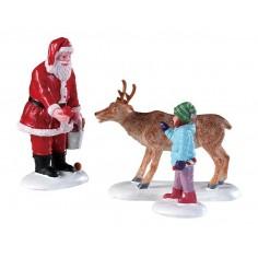 Reindeer Goodies Set Of 3